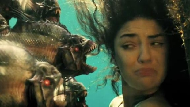 """[NATL] Yet Another """"Piranha 3D"""" Trailer, Now With Extra Flesh-Eating Fish"""