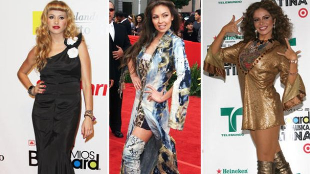 The Worst Dressed in the History of Latin Billboards