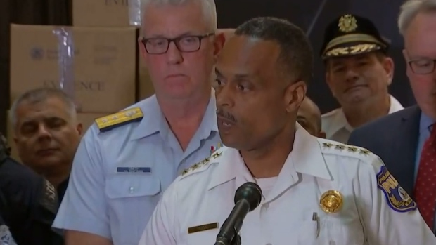 Police Commissioner After Billion-Dollar Bust: 'You Have to Talk About the Violence'