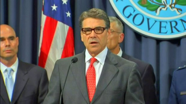 [DFW] Perry Sending Texas National Guard to Secure Border