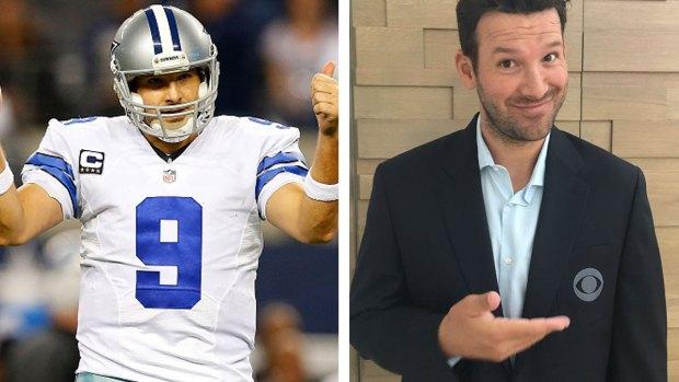 Ex-Cowboys QB Tony Romo to Join CBS Sports