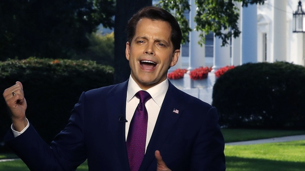 [NATL] Anthony Scaramucci's Short Stint at the White House