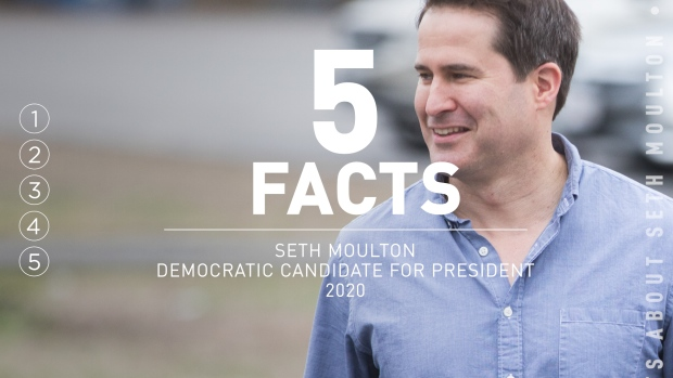5 Facts: Seth Moulton