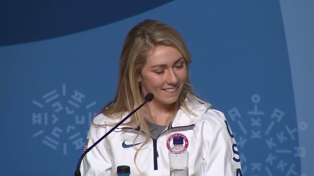 [NATL] Candles and Stuffed Animals Help Shiffrin Feel at Home