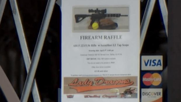 [NATL] Softball Program to Raffle AR-15 Style Gun