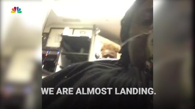 [NATL] Video Shows Terrifying Moments After Southwest Explosion
