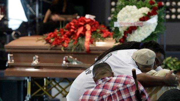 [NATL] Sacramento Mourns, Protests Fatal Police Shooting of Stephon Clark