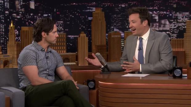 [NATL] 'Tonight': Ventimiglia Teases 'This Is Us' Season 3