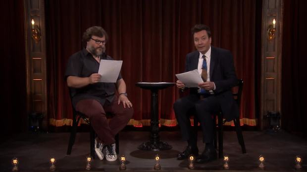 [NATL] 'Tonight': Kid Theater With Jack Black