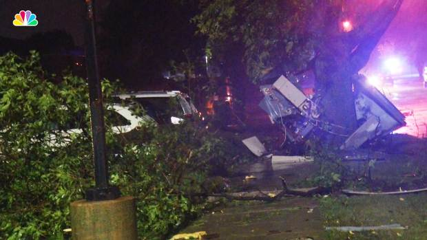 [NATL] Sioux Falls Hit by Tornado, 'Significant Damage' Reported