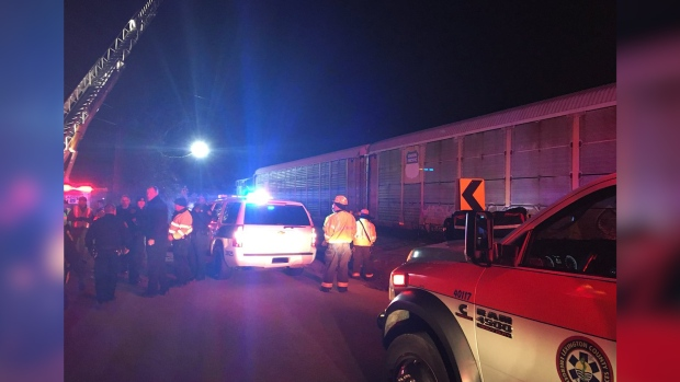 [NATL] Miami-Bound Amtrak Train From NY Collides With Freight Train