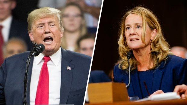 [NATL] 'Stating the Facts'? How Trump Mischaracterized Ford's Testimony