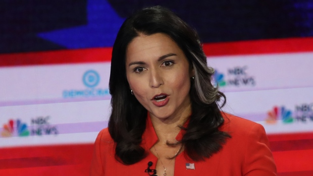 [NATL] Everything Tulsi Gabbard Said During Night 1 of the Democratic Debate in Miami