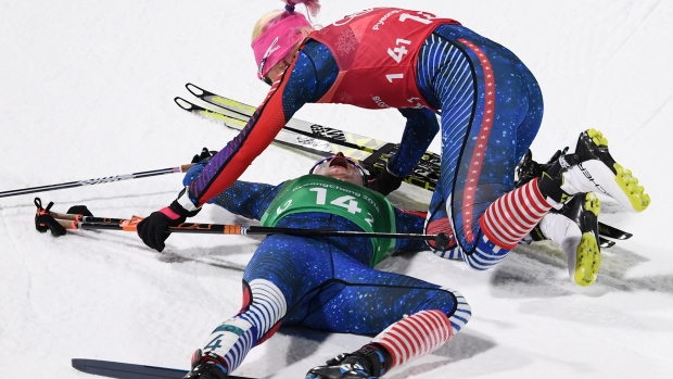 [NATL] US Wins First-Ever Gold Medal in Cross-Country Skiing