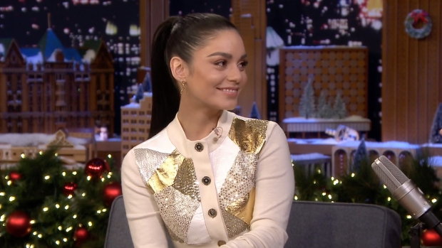 [NATL] 'Tonight': Vanessa Hudgens Talks 30th Birthday Bash