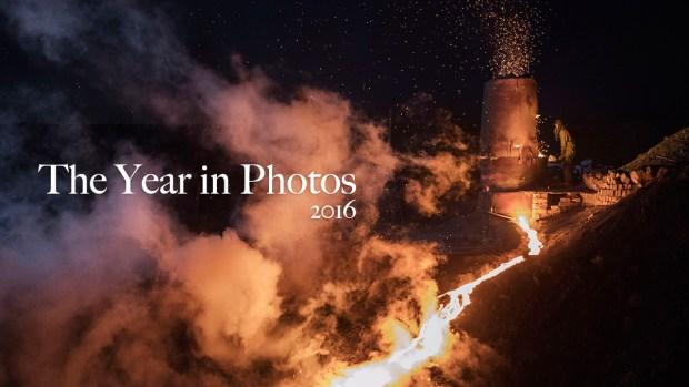 [NATL] 2016: A Tumultuous Year in Photos