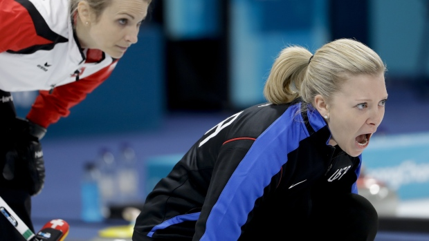 [NATL] 'Hurry! Hard!' What Exactly Are Curlers Yelling?