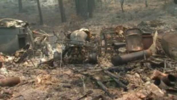 [BAY] San Jose Camp Burned in Rim Fire
