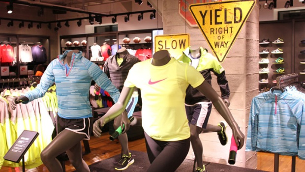 Inside the Nike Chicago Flagship Store