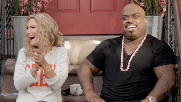"""[LXTVN] CeeLo Brings """"Everybody's Brother"""" to The Stoop"""