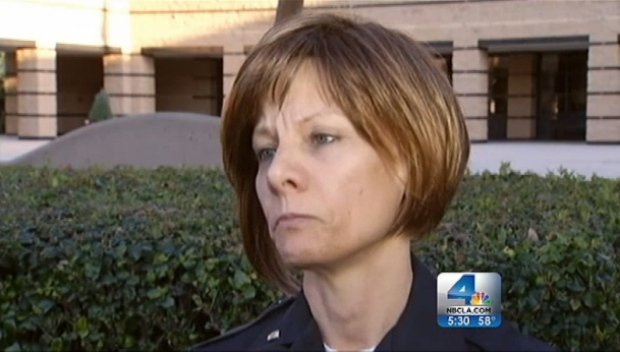 """[LA] Officer's Death """"Weighing Very Heavy"""" on Irvine Police Dept."""