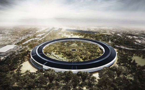 [BAY] Apple 2 Campus Getting Go-Ahead from Cupertino City Council