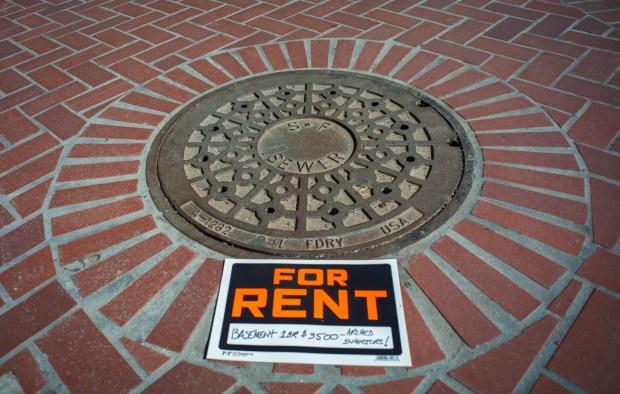 San Francisco: For Rent