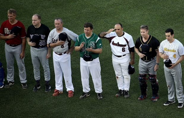 Photos: Republicans, Democrats Play Ball for 'Team Scalise'