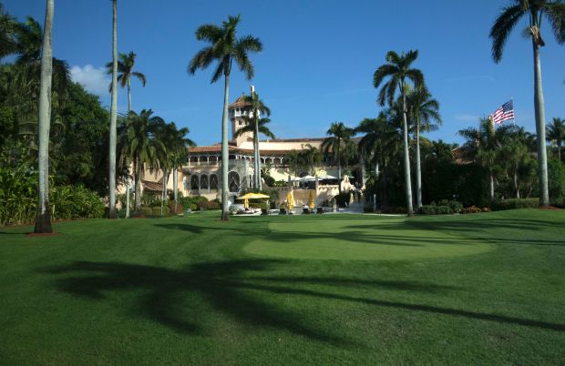 [NATL]Photos: Inside Trump's Palatial Mar-a-Lago Resort