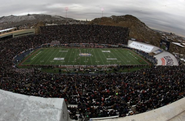 Photos: 2010 Sun Bowl Revisited
