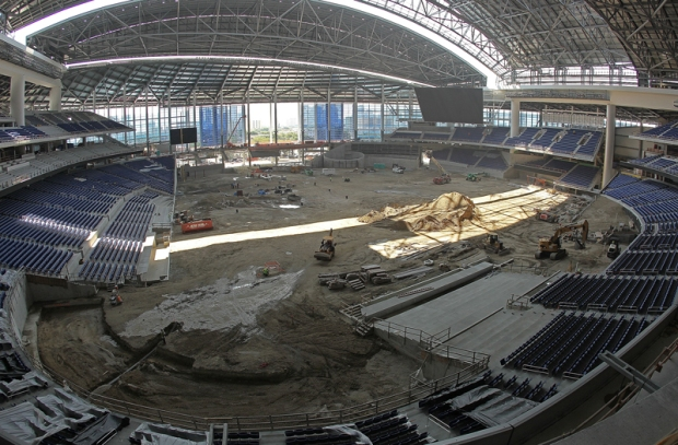 Inside the Marlins' New Stadium
