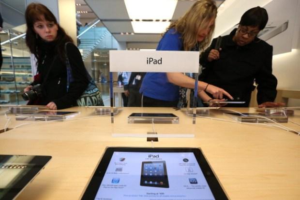 Apple's New Top Tier iPad Goes On Sale