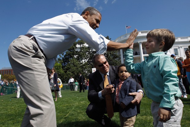 [DC] Raw Video: White House Easter Egg Roll