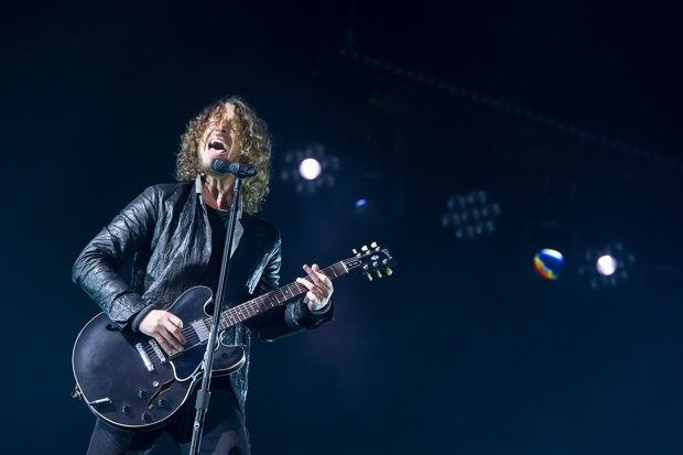 Grunge rock icon Chris Cornell dies