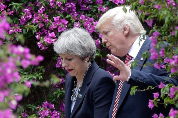 Trump's First International Trip as President: G-7