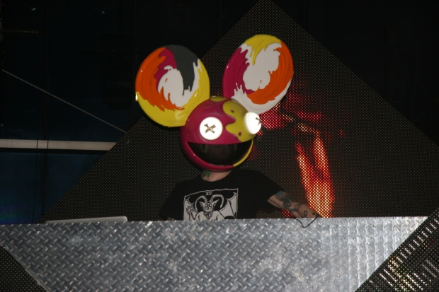 "DeadMau5 ""Sea-Doo's Spark Some Fun"" Concert at Fontainebleau Miami Beach"
