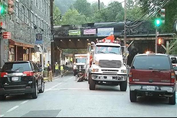 [DC] CSX Train Derails in Ellicot City