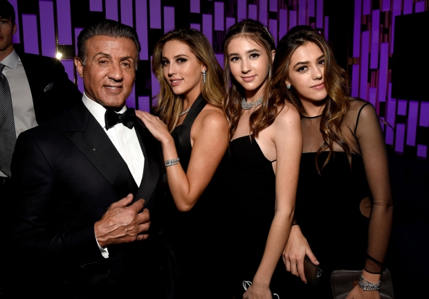 [NATL] Stars Celebrate at the Golden Globes 2017 Afterparties