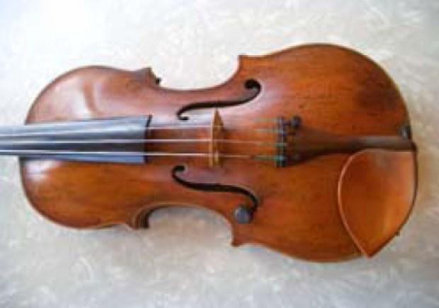 Rare Italian Violin Stolen in Chicago