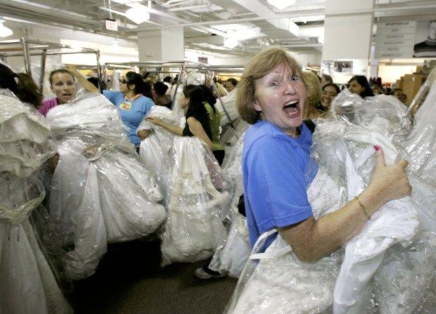 [MI] SoFla Shop Invites Broke Bridezilla's to Gown Giveaway