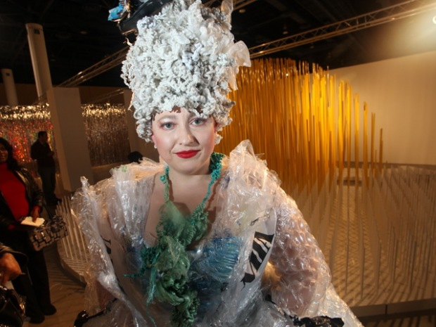 Inside the Miam International Art Fair