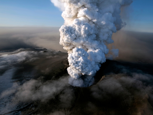 [NATL* Do Not Use*] Amazing Nature Photos: Iceland Volcano