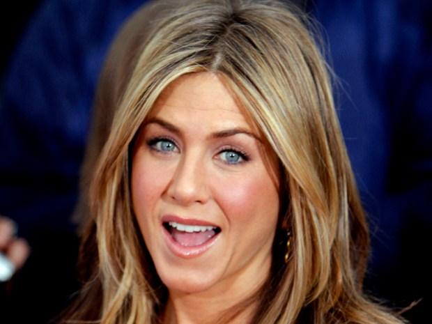 [NATL] Lovelorn Celebs: Jennifer Aniston