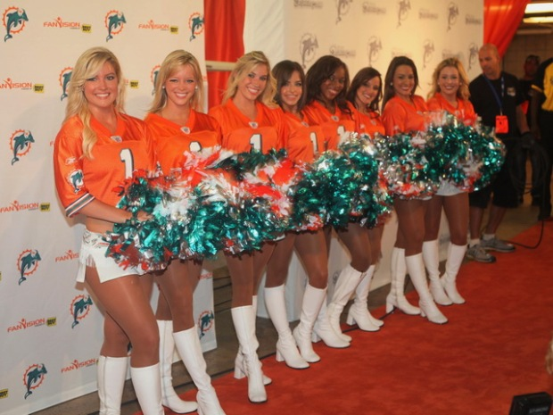 Home With the Phins