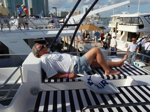 Miami International Boat Show Sets Sail