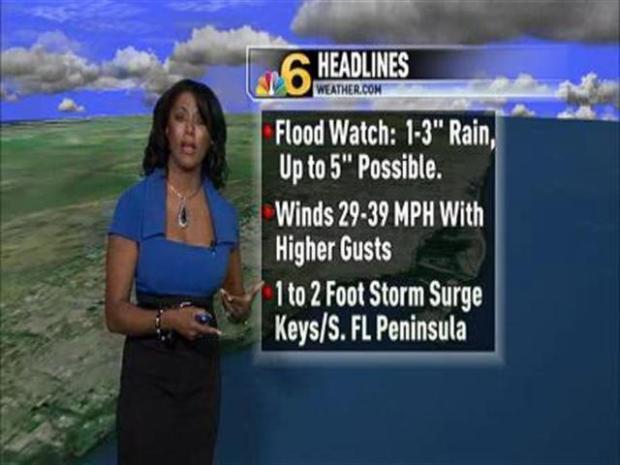 [MI] Weather Forecast -- 11 AM -- July 23, 2010