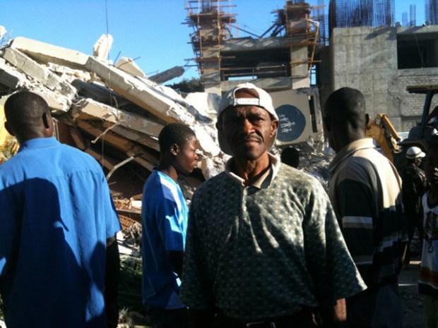Earthquake Aftermath in Haiti