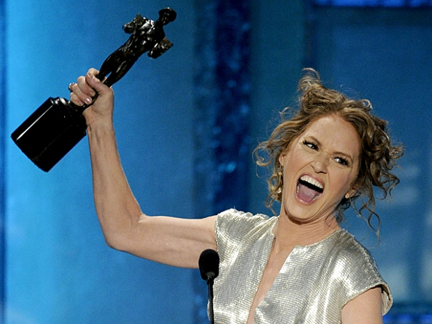 [NATL] Dramatic Photos from the 2011 SAG Awards