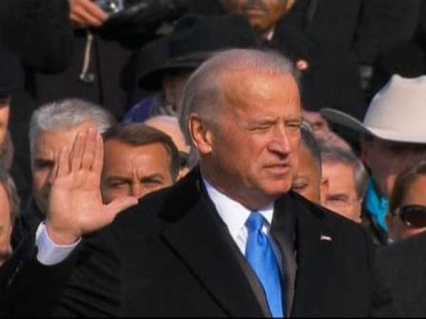 [CHI] Joe Biden Swears in