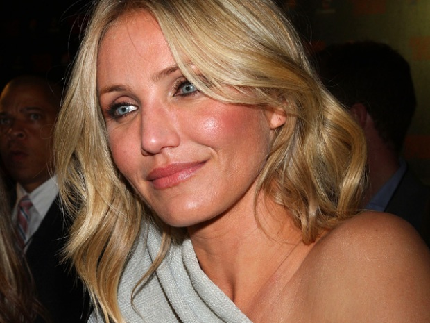 [NATL * DO Not Use*] Casting Call: Cameron Diaz Joins Puppet-Murder Thriller